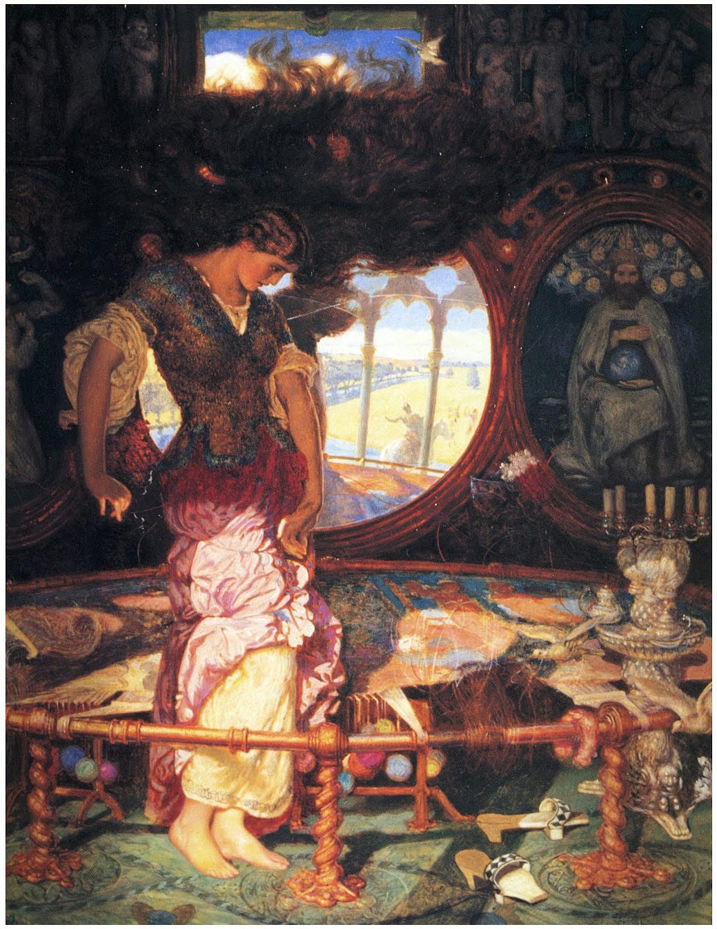 essay on the lady of shalott Read this essay on the lady of shalott come browse our large digital warehouse of free sample essays get the knowledge you need in order to pass your classes and more.