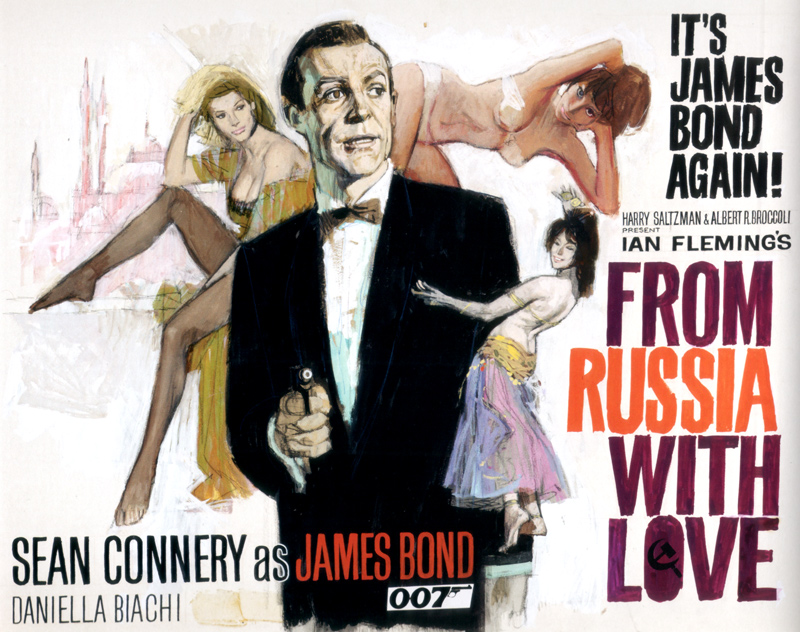 a study of the james bond movies This is a category about the fictional character james bond what did roger moore study at durham university did judie dench appear in the james bond movies.