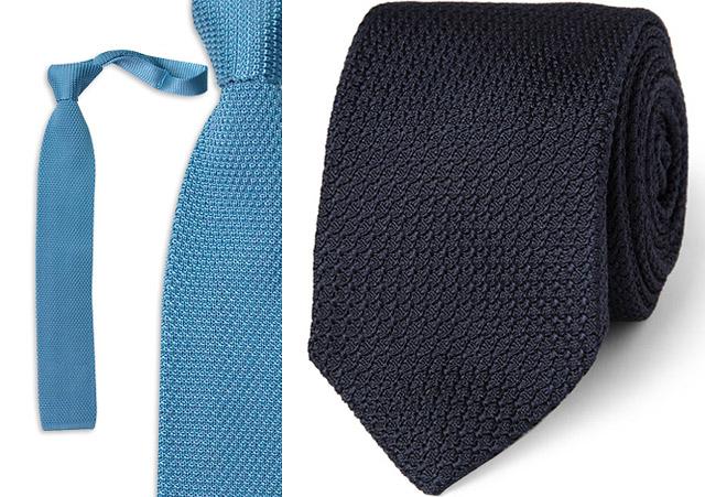 Вязаный галстук своими руками 38