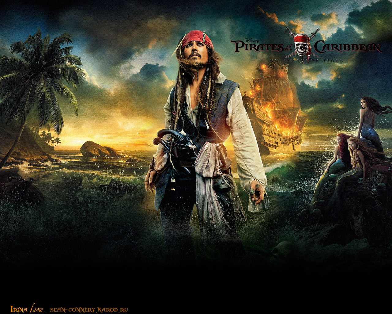 an analysis of the gender roles in pirates of the caribbean