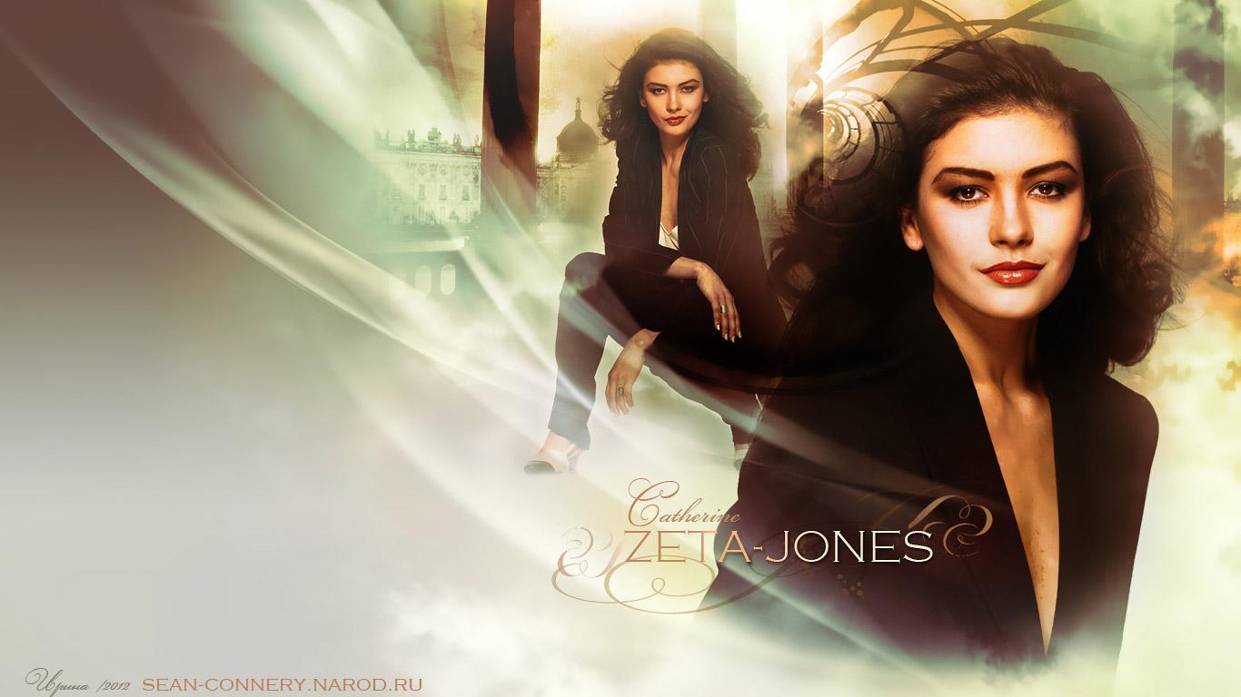 Catherine Zeta-Jones W...