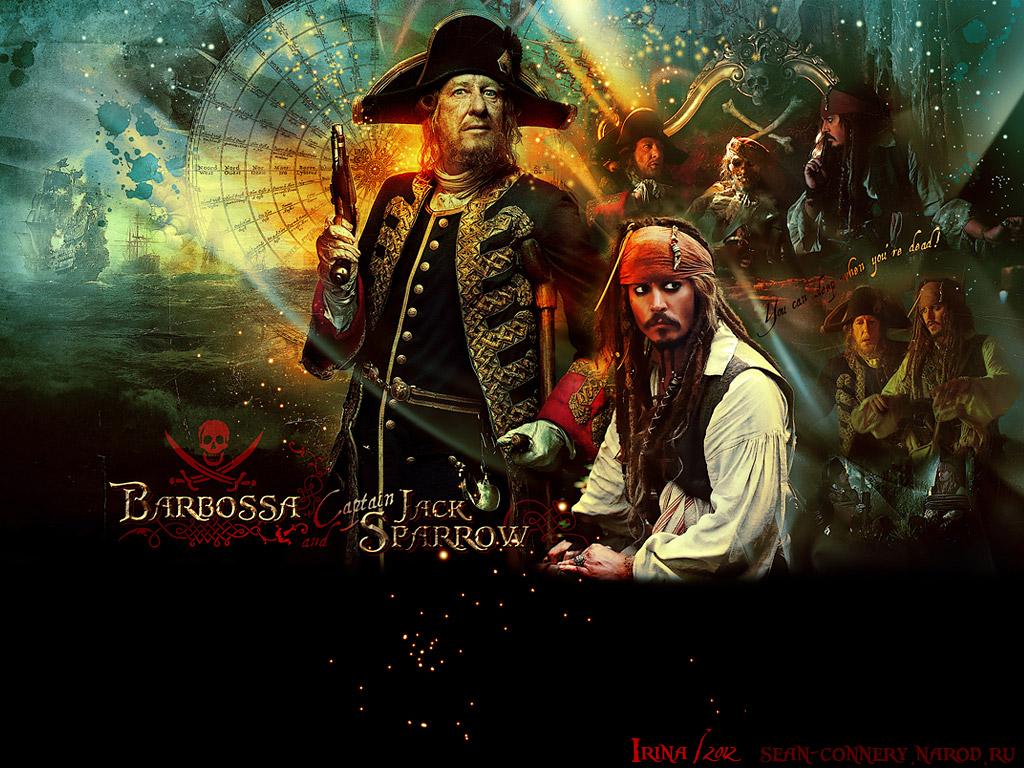 Пираты Карибского моря - Джонни Депп новые фото