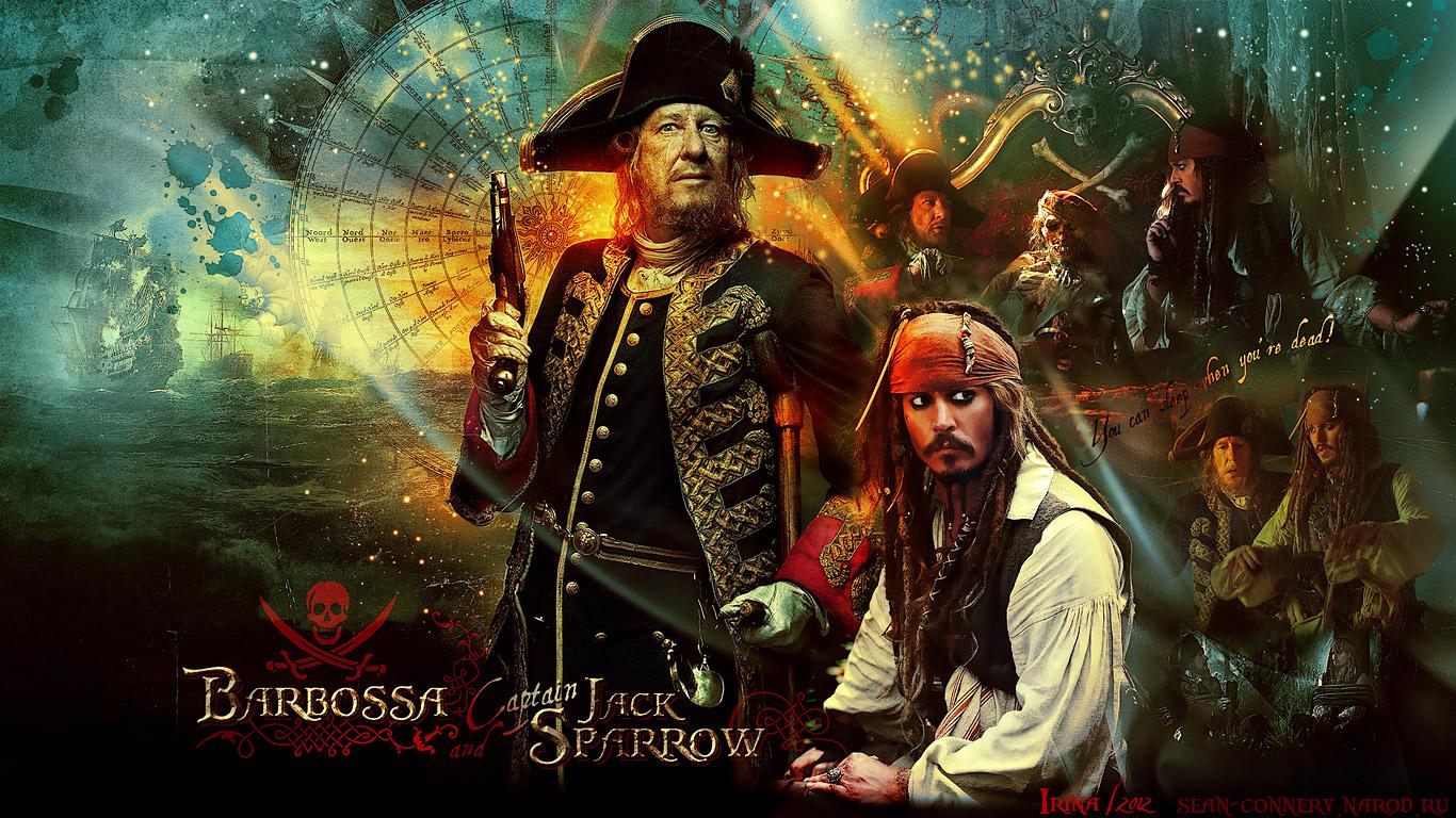 Смотреть Пираты Карибского моря - Джонни Депп видео
