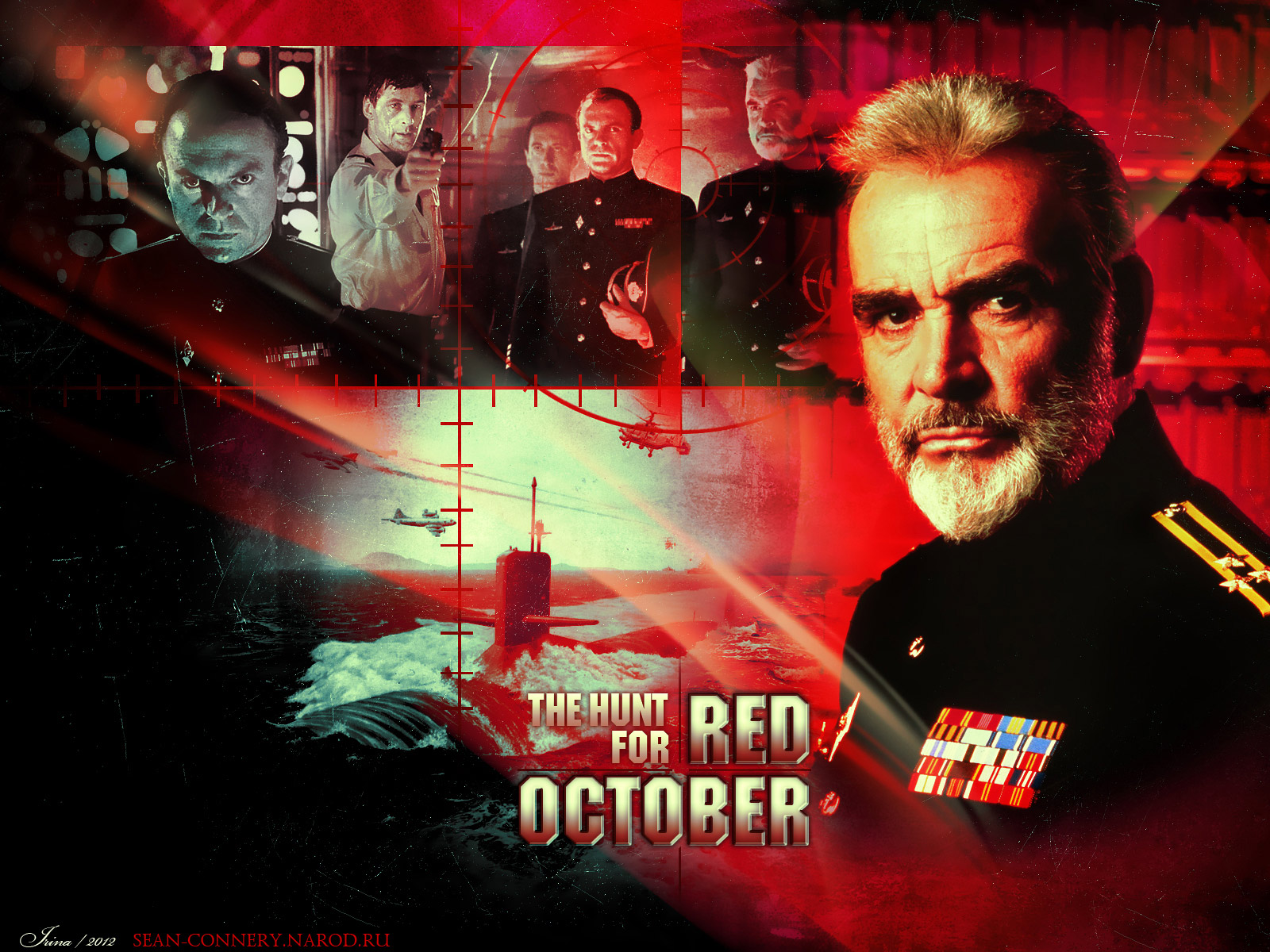 The Hunt for Red October  Movie Review  Common Sense Media