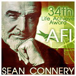 Sean Connery 34th AFI Life Achievement Aword (2006)