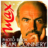 Max Photo Book: Sean Connery (1990)