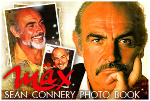 Max Photo Book: Sean Connery