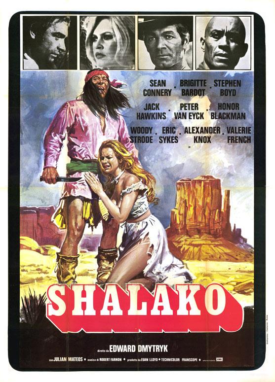 Шалако фильм  wiki