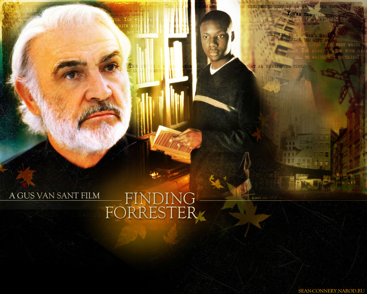an analysis of the movie finding forester Finding forrester has 284 ratings and movie, finding forester so much that i hoped to enjoy the story from another perspective by reading the novel.